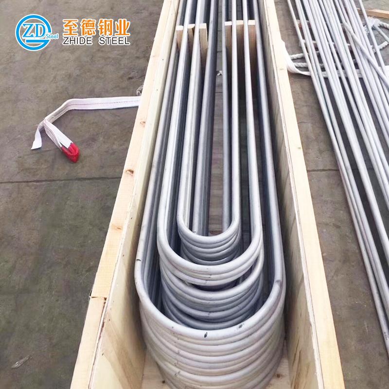 304不锈钢U型管